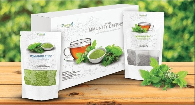 vpack immunity defense product line